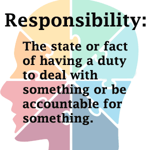Take Full Responsibility For Your Life